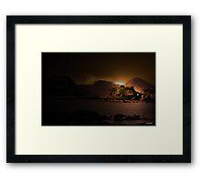 Gael Framed Print