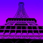 Eiffel Tower by Leif Holmberg