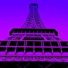 Eiffel Tower by Leif Holmberg