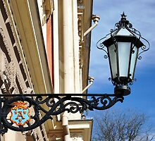 Streetlight by Leif Holmberg
