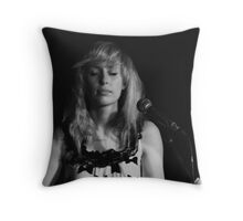 All that I am, is here and now Throw Pillow