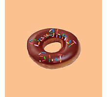 Donut Slut Photographic Print