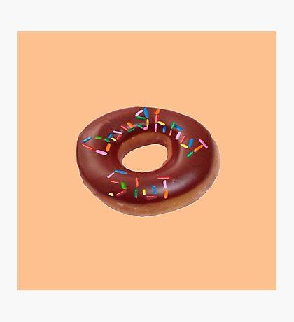 Donut Slut Photographic Print
