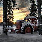 Skidder Sunrise by Heather  Waller-Rivet  IPA