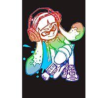 Squid Girl Photographic Print