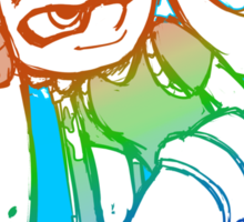 Squid Girl Sticker