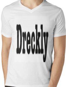CORISH SLANG Mens V-Neck T-Shirt
