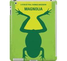 No159 My MAGNOLIA minimal movie poster iPad Case/Skin
