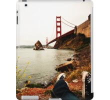 Chucks and the Landmark iPad Case/Skin