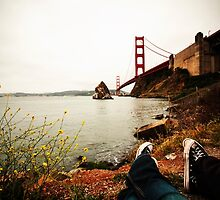 Chucks and the Landmark by Jenn Ramirez