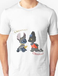 Toothless and Stitch T-Shirt