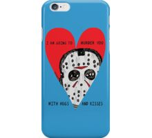 Murder Love iPhone Case/Skin