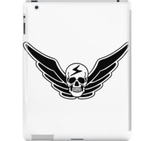 Street Fighter Shadaloo Shadowlaw Gaming Martial Arts Game iPad Case/Skin