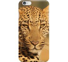 Who's Observing Who? iPhone Case/Skin