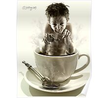 just my cup of tea Poster