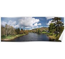The River Tay  Poster