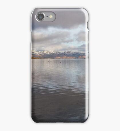 Sea Loch iPhone Case/Skin