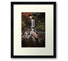 Ashgill Force Framed Print