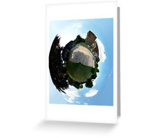 St Andrews Church Kinson Greeting Card