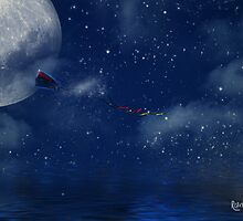 Flying Home by RC deWinter
