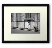 colour photography Framed Print