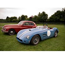 Bristol 403 and a Sports Racing rarity Photographic Print