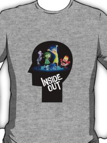 Inside out head T-Shirt