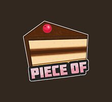 Piece of Cake Unisex T-Shirt