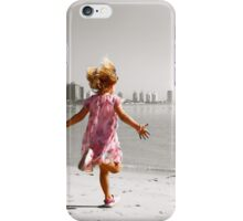 Girls at Katara Village Beach, Qatar iPhone Case/Skin