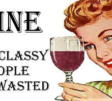 Classy People by retroburp