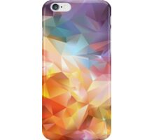 Low Poly Space iPhone Case/Skin