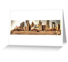 Millennium Park Greeting Card