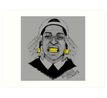 A$AP ROCKY - SLEAZE PLEASE Art Print