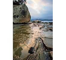 Bruny Island Low Tide Photographic Print