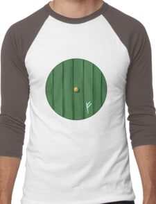 Bilbo's door Men's Baseball ¾ T-Shirt