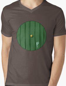 Bilbo's door Mens V-Neck T-Shirt