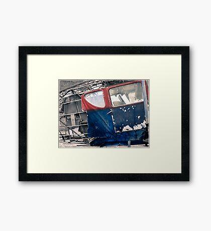 Paper Planes  Framed Print