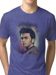David Tennant Tri-blend T-Shirt