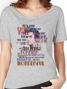 wonderful doctor Women's Relaxed Fit T-Shirt
