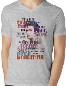 wonderful doctor Mens V-Neck T-Shirt