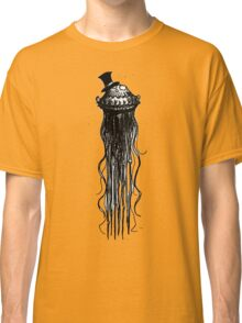 JELLYFISH WITH A TOP HAT - BY THE RURAL DRAWER Classic T-Shirt