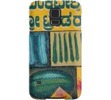 Mysore fruit and veg Samsung Galaxy Case/Skin