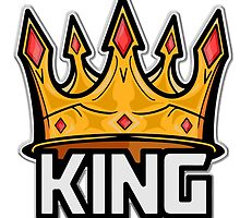 King's Crown by FAWWAZ ALLIE