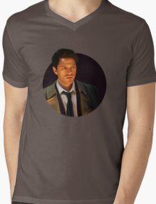 Cass Mens V-Neck T-Shirt
