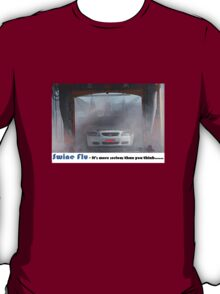 Swine Flu - it's more serious than you think T-Shirt
