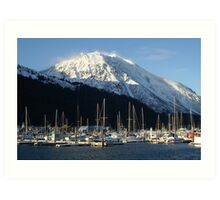 Seward Alaska Art Print