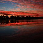 sunrise innisfail by Ron  Wilson