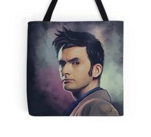 David Tennant Tote Bag