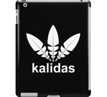 Kalidas Funny Geek Nerd iPad Case/Skin