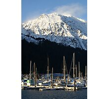 Seward Alaska Photographic Print